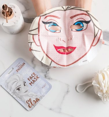 Disney Frozen Elsa Sheet Face Mask from Mad Beauty