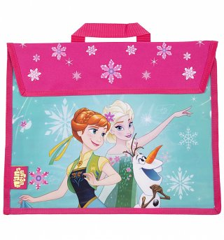 Disney Frozen Fever Book Bag
