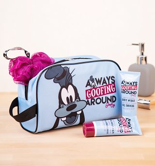 Disney Goofy Wash Bag Gift Set from Mad Beauty