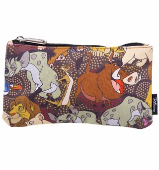 Disney Lion King Wash Bag from Loungefly