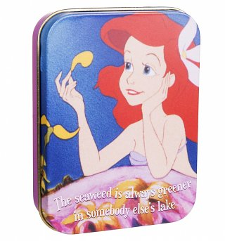 Disney Little Mermaid Seaweed Is Always Greener Small Collectors Tin