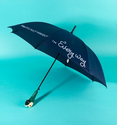 Practically Perfect In Every Way Disney Mary Poppins Umbrella