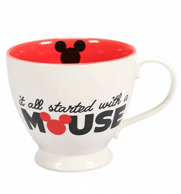 Disney Mickey Mouse Boxed Large Teacup
