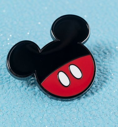Disney Mickey Mouse Enamel Pin Badge