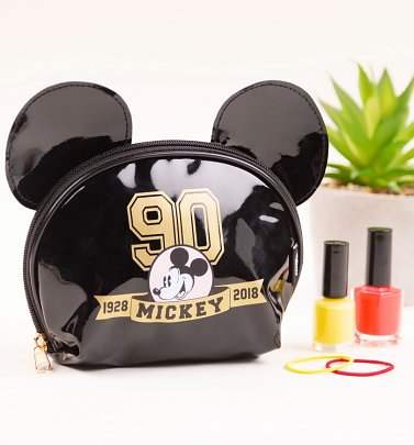 Disney Mickey Mouse Limited Edition Make Up Bag from Mad Beauty