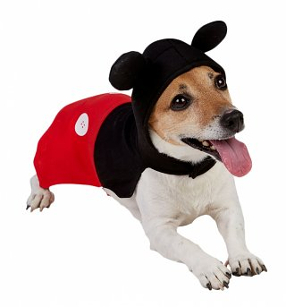 Disney Mickey Mouse Pet Costume