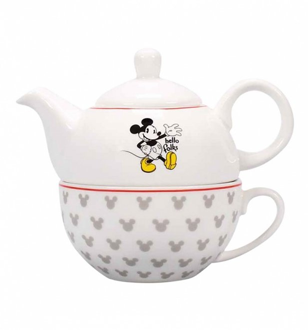 Disney Mickey Mouse Tea For One