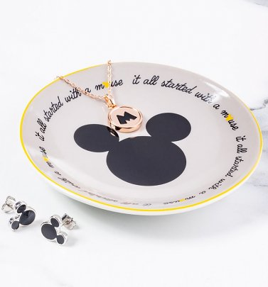 Disney Mickey Mouse Trinket Dish