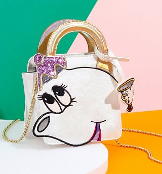 Disney Mrs Potts And Chip Cross Body Handbag from Danielle Nicole