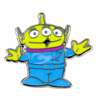Disney Pixar Toy Story Alien Enamel Pin