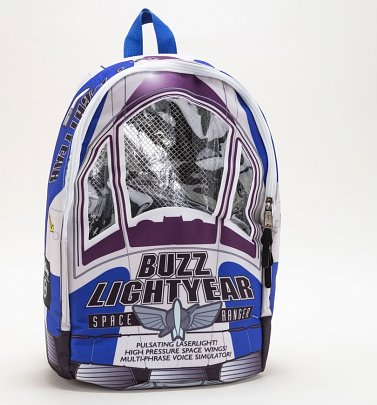 Disney Pixar Toy Story Buzz Lightyear Box Backpack from Hype