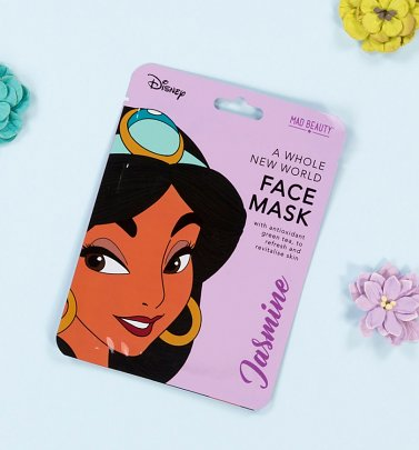 Disney Princess Aladdin Jasmine Sheet Face Mask from Mad Beauty
