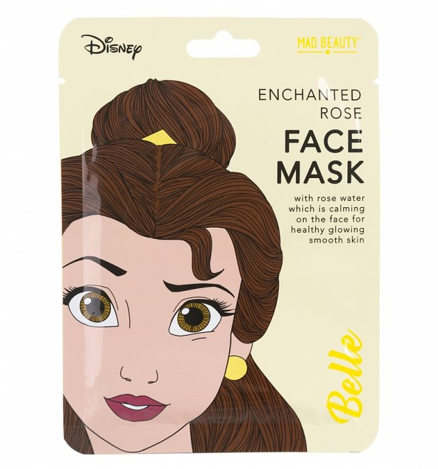 Disney Princess Beauty & The Beast Belle Face Mask