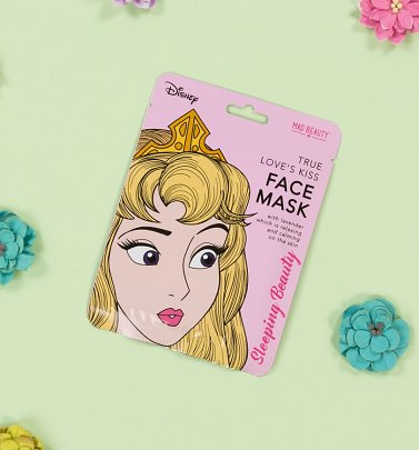 Disney Princess Sleeping Beauty Aurora Face Mask