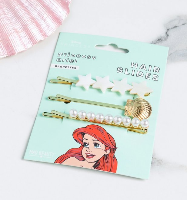 Disney Princess The Little Mermaid Ariel Hair Slides