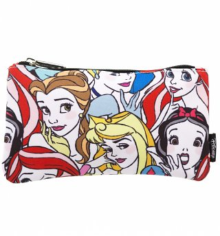 Disney Princesses Wash Bag from Loungefly