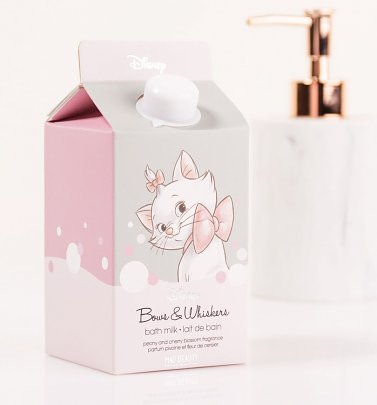 Disney The Aristocats Marie Bath Milk Carton from Mad Beauty