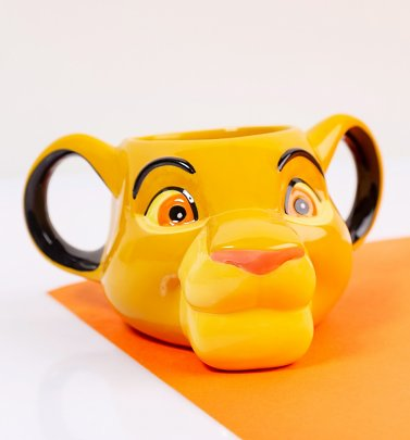 Disney The Lion King Simba 3D Mug