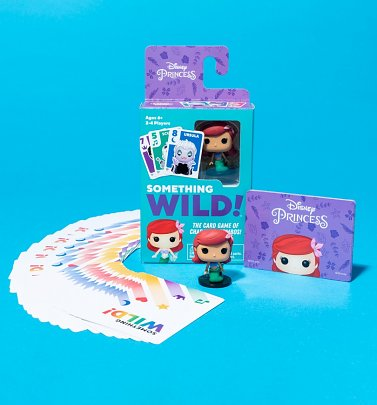 Disney The Little Mermaid Something Wild Game from Funko