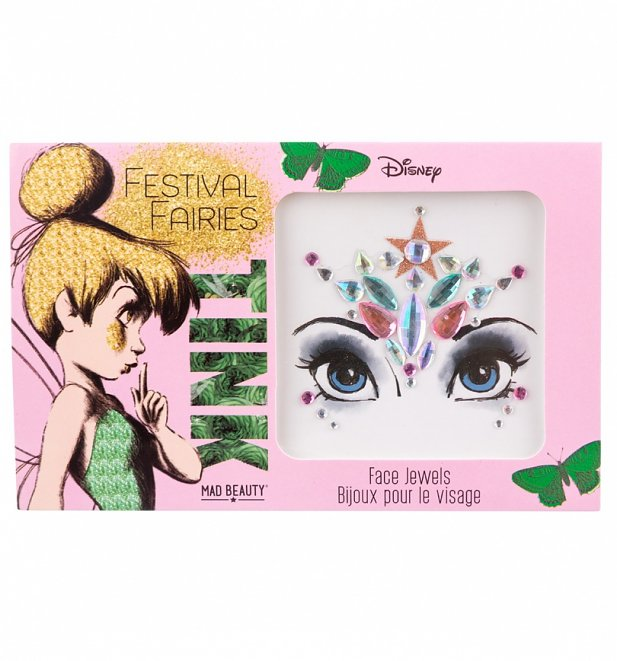 Disney Tinker Bell Festival Fairies Eye Gems from Mad Beauty