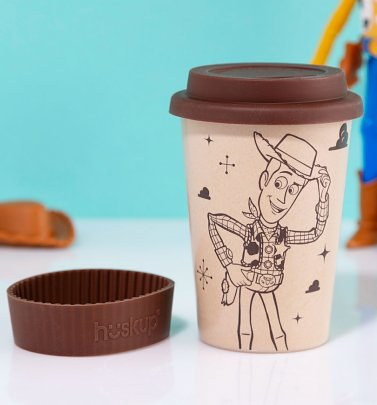Disney Toy Story Woody Huskup Travel Mug