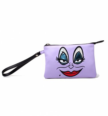 Disney Ursula The Little Mermaid Pouch Wallet from Difuzed