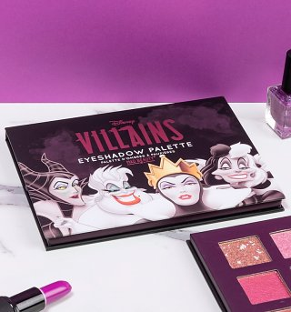 Disney Villains Eyeshadow Palette from Mad Beauty