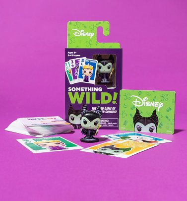Disney Villains Something Wild Game from Funko