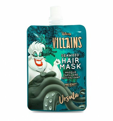 Disney Villains The Little Mermaid Ursula Seaweed Hair Mask from Mad Beauty