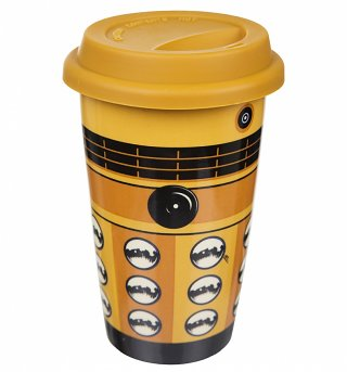 Doctor Who Dalek Travel Mug