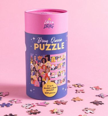 Drag Queen Jigsaw Puzzle