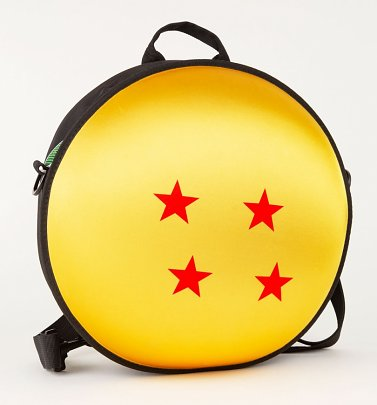 Dragon Ball Z Round Backpack