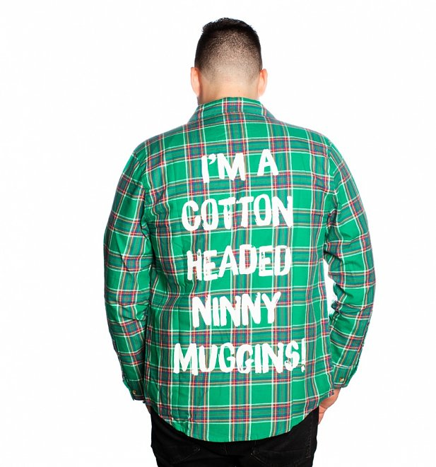 Elf Flannel Shirt from Cakeworthy