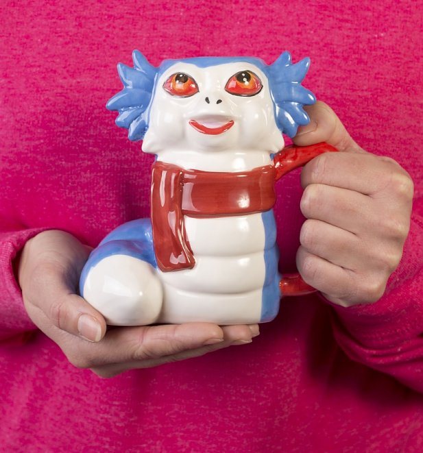 Labyrinth Worm 3D Mug