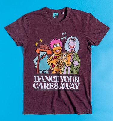 Fraggle Rock Mini Me Adult T-Shirt