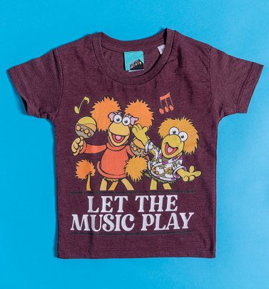 Fraggle Rock Mini Me Kids T-Shirt