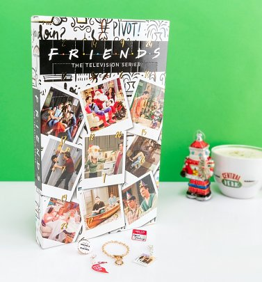 Friends Jewellery Advent Calendar