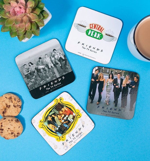 Friends 4 Coaster Set