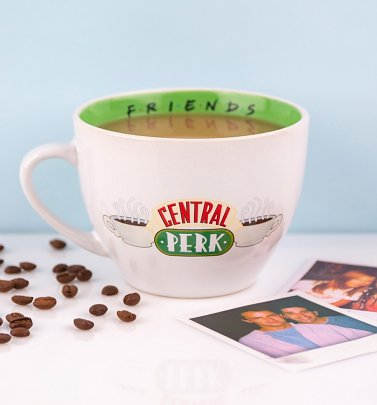 Friends Ceramic Central Perk Coffee Cup
