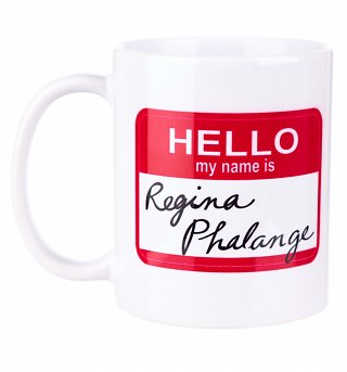 Friends Regina Phalange Mug