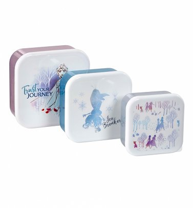 Frozen II Set Of Three Storage Boxes from Funko