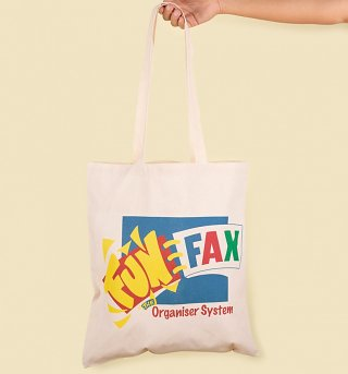 Fun Fax Tote Bag