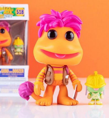 Funko Pop! Fraggle Rock Gobo Vinyl Figure