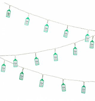Gin String Lights from Tatty Devine