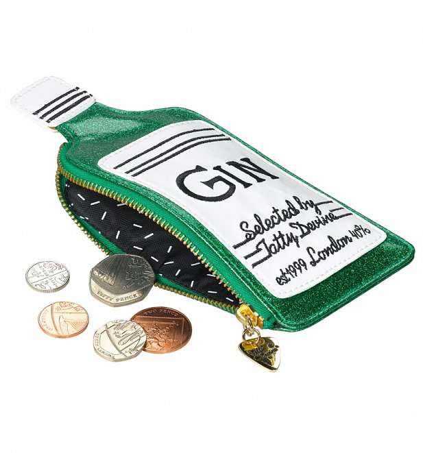Gin Coin Purse from Tatty Devine