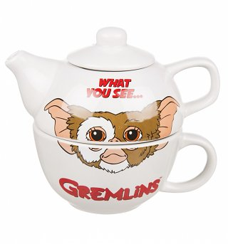 Gremlins Gizmo Teapot And Cup For One Set