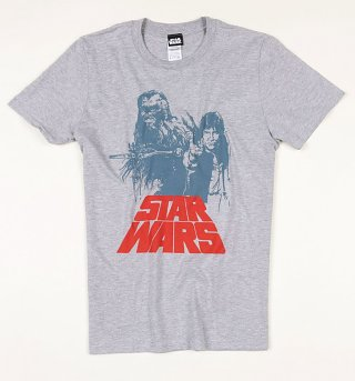 PULP WARS FICTION STAR MENS T-SHIRT FUNNY DARTH RETRO JEDI SKYWALKER YODA VADER