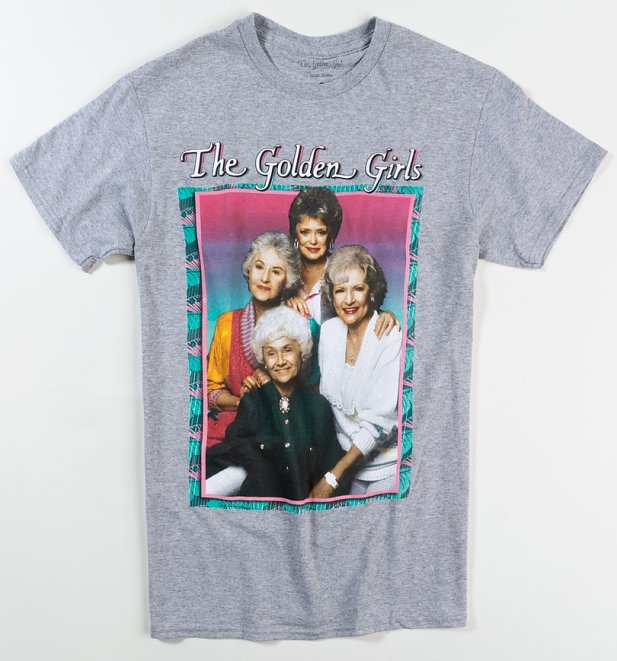 Grey The Golden Girls T-Shirt