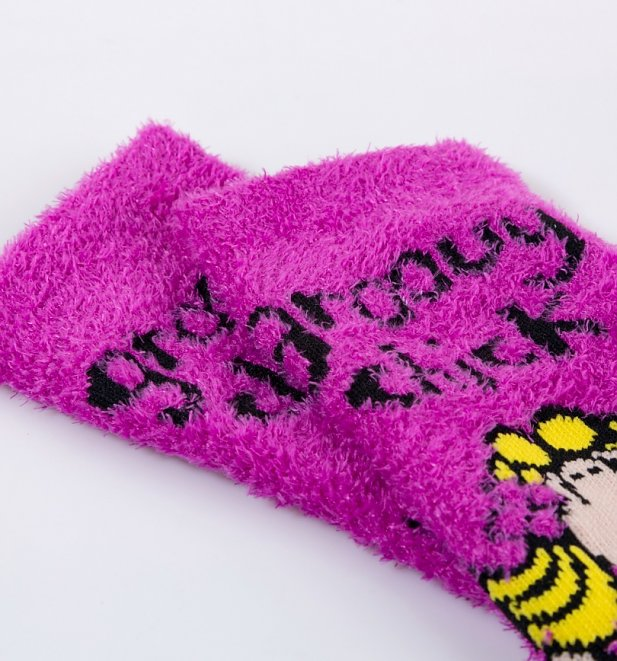 Groovy Chick Cosy Socks