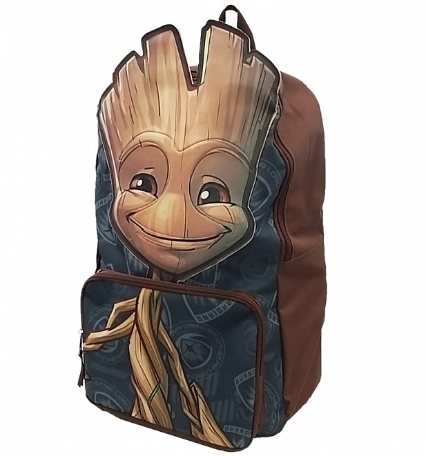 Guardians Of The Galaxy Baby Groot Backpack